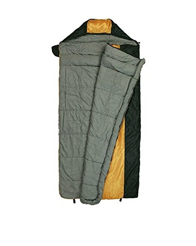 10T Outdoor Equipment Saco de Dormir Amarillo 175 x 75 x 75 cm