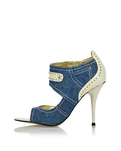 1 To3 Zapatos de tacón Roxanne Azul