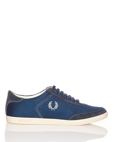 Fred Perry Deportiva Hank Twill/Suede