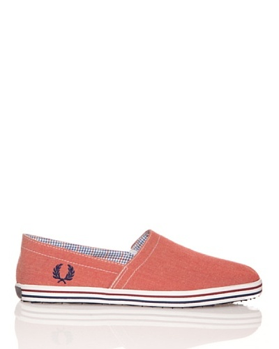 Fred Perry Deportiva Kingston Stampdown Chambray