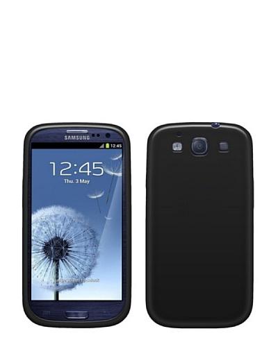 4-Ok FTGS3N – Funda para Samsung Galaxy S3, color negro