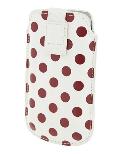 Blautel iPhone Funda 4-Ok Up Rojo