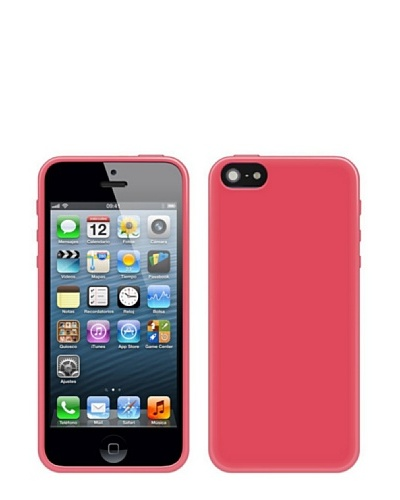 Blautel iPhone 5 Funda 4-Ok Protek Colors Rosa
