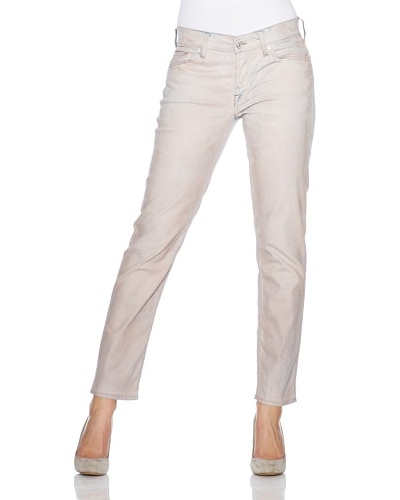 7 for all mankind  Pantalón Okaloosa Rosa