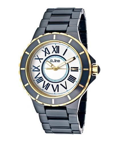 A Line AL20040NBWYR – Relojes Unisex Cerámica Azul