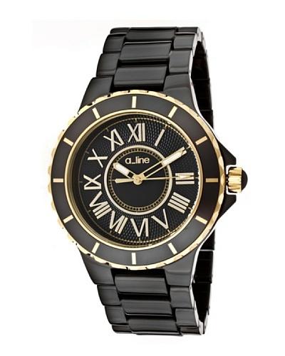 A Line AL20040BKBGR – Relojes Unisex Cerámica Negro