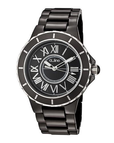 A Line AL20040BKBSR – Relojes Unisex Cerámica Negro
