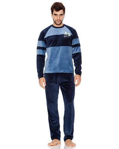 Abanderado Pijama Est. 1898 Azul