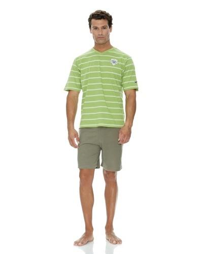 Abanderado Pijama Secret Spirit Verde
