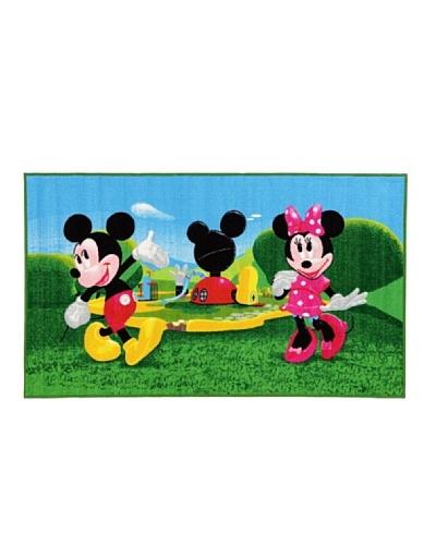 Abc alfombra terra mi moda estilo - Alfombras mickey mouse ...