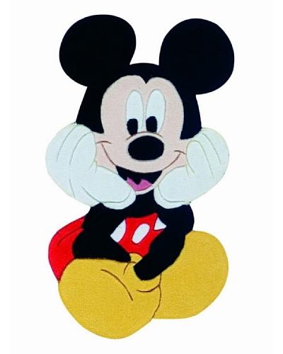ABC Tappeti Alfombra Mickey Tuft