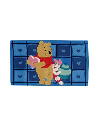 ABC Tappeti Alfombra Winnie The Pooh