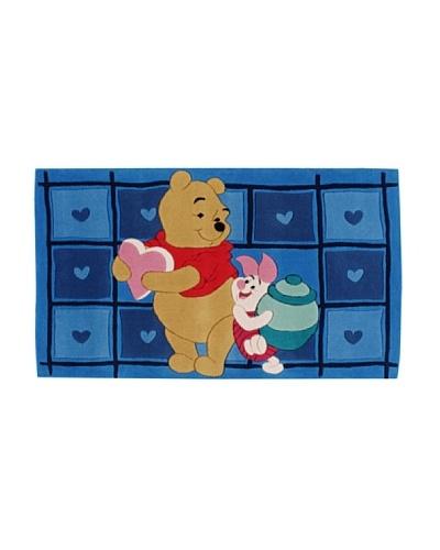 ABC Alfombra Walt Disney Winnie The Pooh