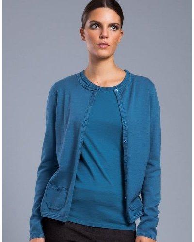 Cortefiel Conjunto chaqueta/camiseta Básica