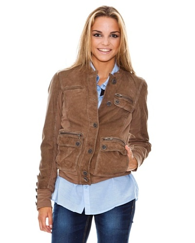 Maze Jacket With Buttons Mujer
