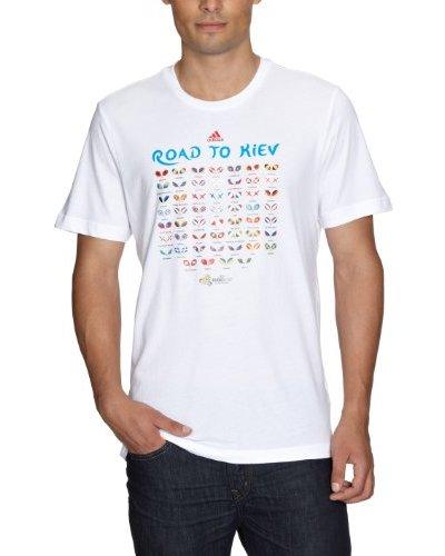 adidas Camiseta Euro Road To Kiev