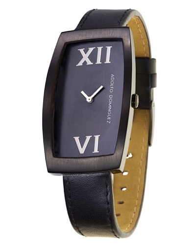 Adolfo Dominguez Watches 35001 – Reloj Señora Negro