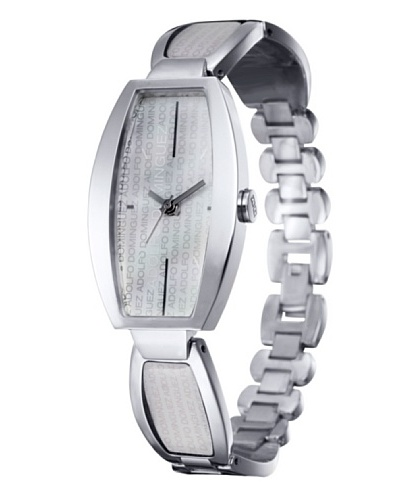 Adolfo Dominguez Watches 69102 – Reloj Señora Blanco Nacarado
