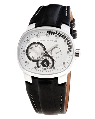 Adolfo Dominguez Watches 70056 – Reloj Unisex Blanco