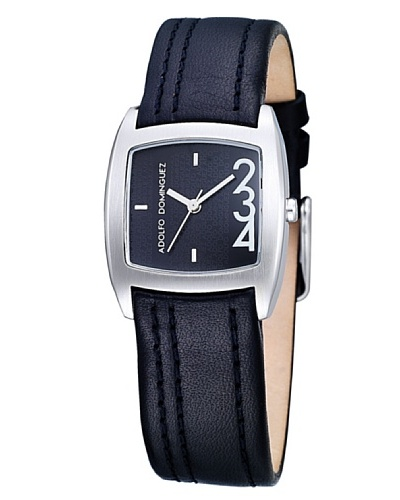 Adolfo Dominguez Watches 69039 - Reloj Señora Negro
