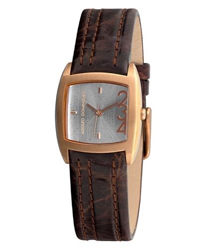 Adolfo Dominguez Watches 690281 - Reloj Señora Marrón