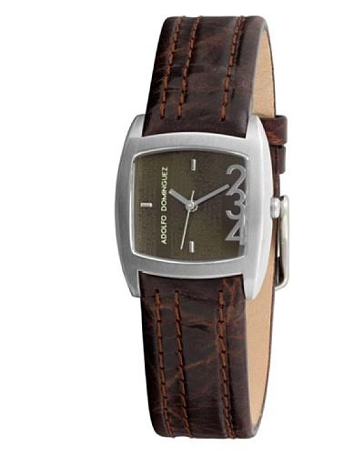 Adolfo Dominguez Watches 690211 - Reloj Señora Marrón