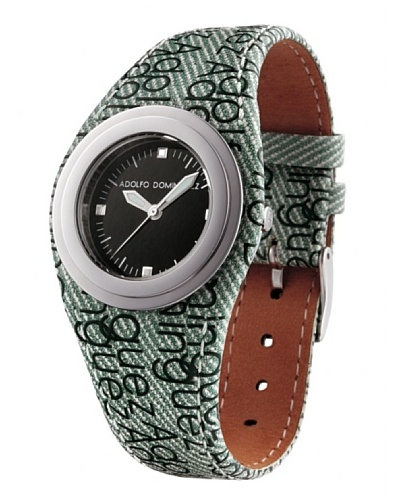Adolfo Dominguez Watches 69187 - Reloj Señora Verde