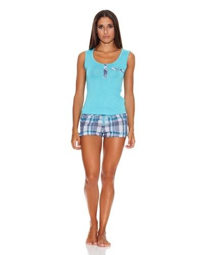 Adriana Arango Pijama Pantalón Corto