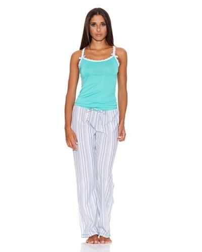 Adriana Arango Pijama Pantalón Largo
