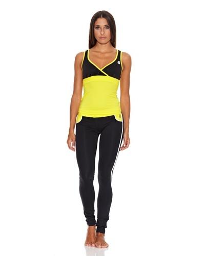 Adriana Arango Conjunto de Camiseta y Leggingg