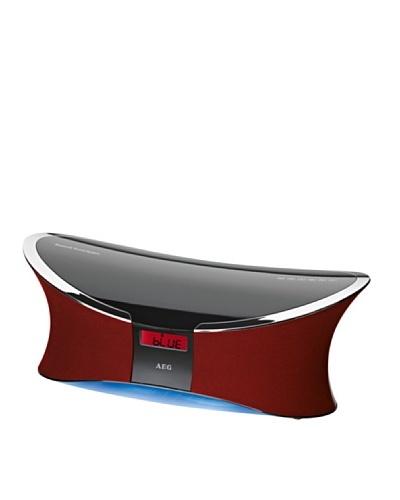 Aeg Altavoz Bluetooth Bss 4803 Rojo