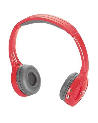 AEG Auricular Bluetooth KH 4223 BT Rojo