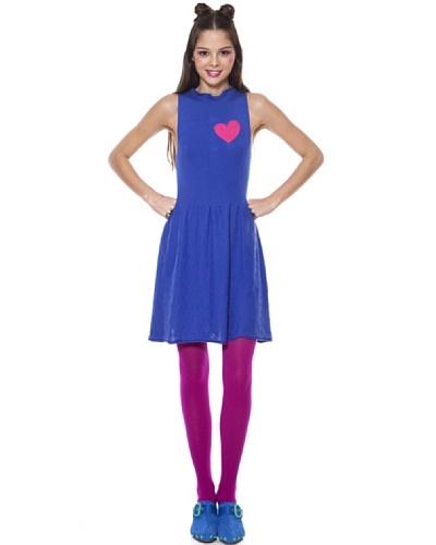 Agatha Ruiz de La Prada Vestido Tricot Heart