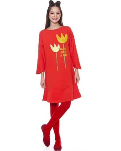 Agatha Ruiz de La Prada Vestido Tulips
