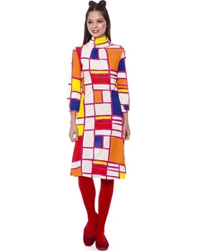 Agatha Ruiz de La Prada Vestido Mondrian