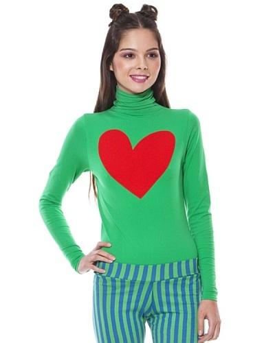 Agatha Ruiz de La Prada Top Heart Body