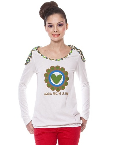 Agatha Ruiz de La Prada Camiseta Retro