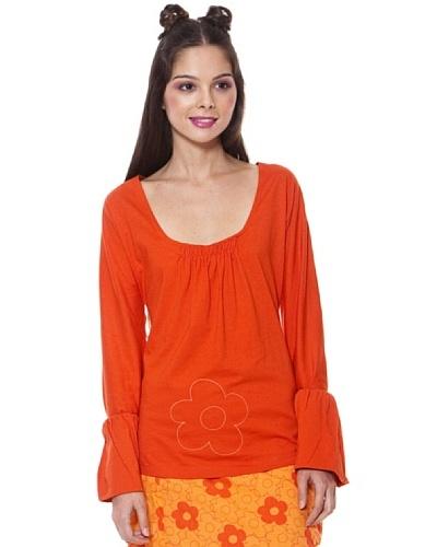 Agatha Ruiz de la Prada Camiseta Flor