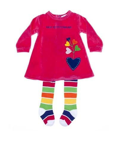 Agatha Ruiz de La Prada Kids Vestido