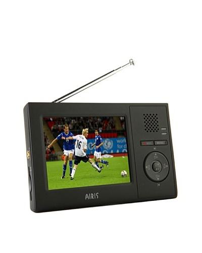 AIRIS Mini TV TDT 3.5″ con TDT y función grabación