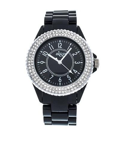 al&co Reloj France Negro
