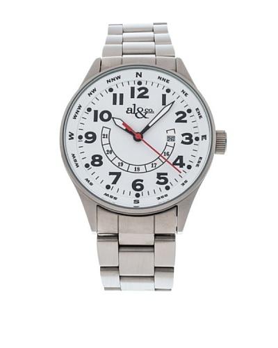 al&co Reloj Royal Blanco