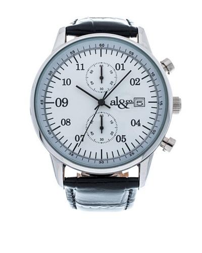 al&co Reloj Belvedere Blanco