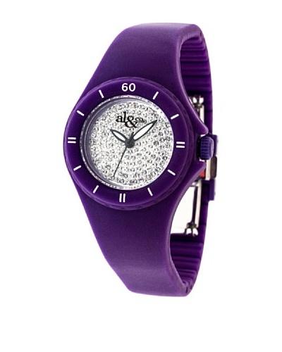 al&co Reloj silicona Violeta