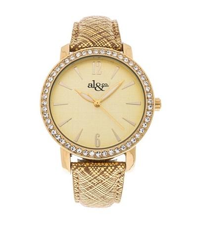 al&co Reloj Peggy Oro