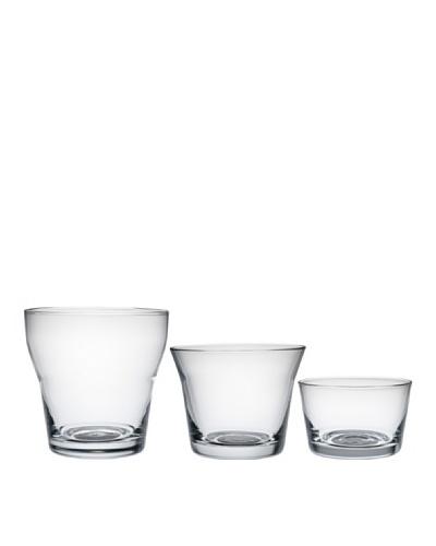 Alessi Set de Tres Vasos Dosificadores