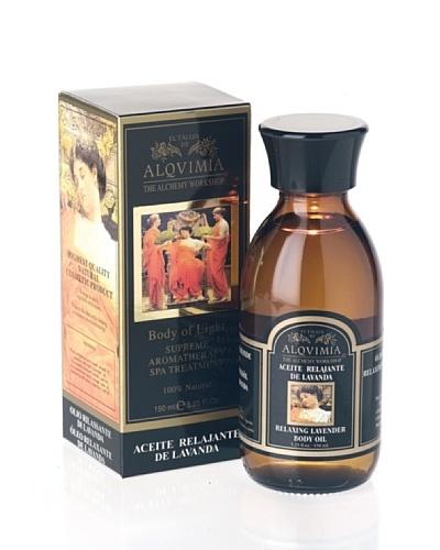 ALQVIMIA Aceite Corporal Lavanda 150 ml