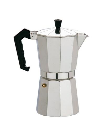 Alza Cafetera Exprés Aluminio 12 Tazas