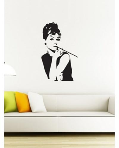 Ambiance Live Adhesivo Audrey Hepburn