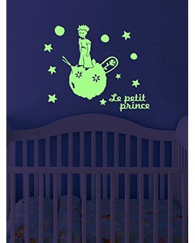 Ambiance Live Vinilo Adhesivo Luminiscente Le Petit Prince Luminiscente